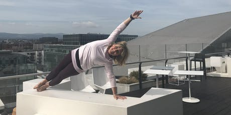 Rooftop Yoga @TheMarkerHotel tickets