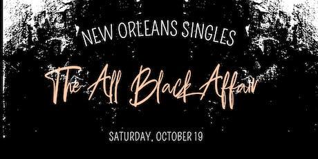 All Black Attire Party tickets