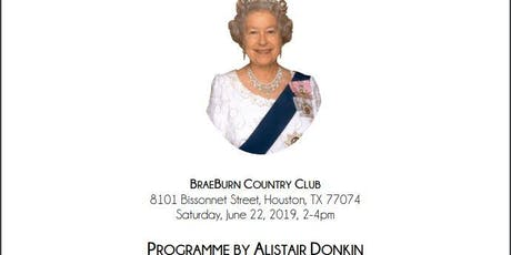 Houston Grampian Association Queen Elizabeth's Birthday Afternoon Tea Celebration tickets