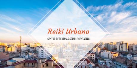 Curso de Reiki en Villa Crespo - Nivel I entradas