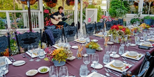 Backyard Winemaker Dinner featuring ONX Winery