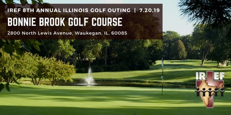 IREF 2019 Illinois Golf Outing tickets