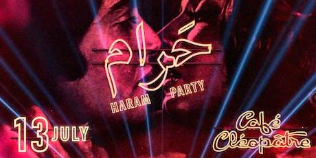 Haram Party [1] حرام بارتيى tickets