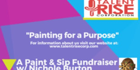 Painting for a Purpose - Entertainment Scholarships for All Abilities tickets