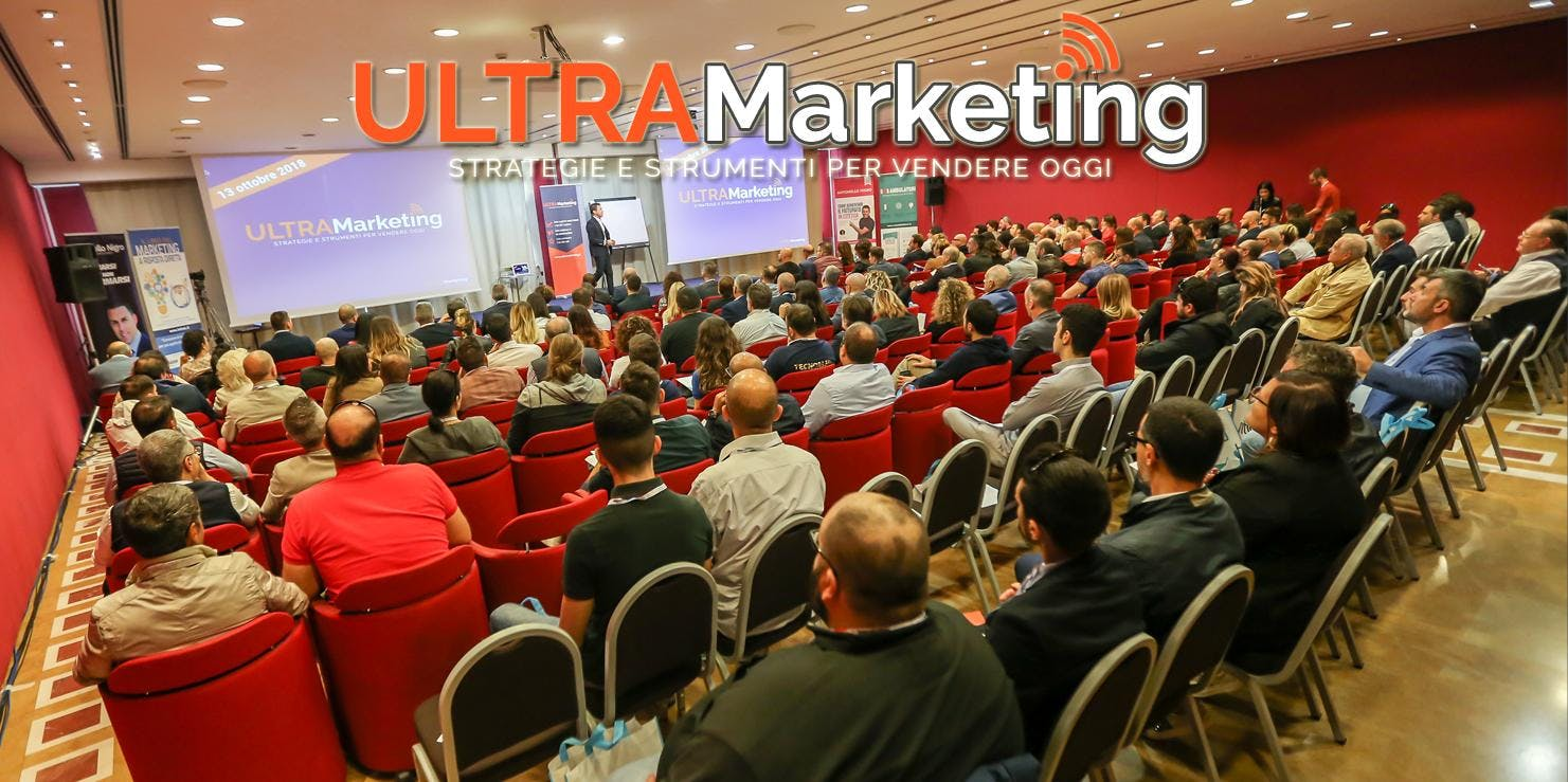 Ultra Marketing - Strategie e Strumenti per Vendere OGGI!