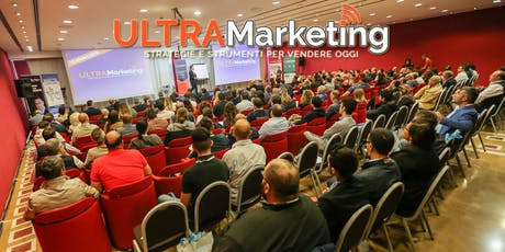 Ultra Marketing - Strategie e Strumenti per Vendere OGGI! tickets