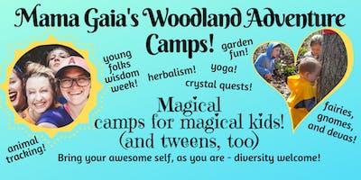 Mama Gaia's Summer Camps!