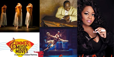 Summer Music Moves: A Jazz & Dance Festival tickets