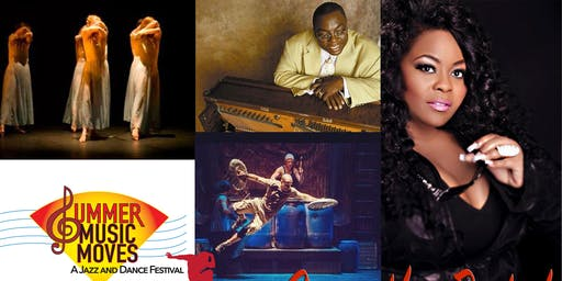Summer Music Moves: A Jazz & Dance Festival