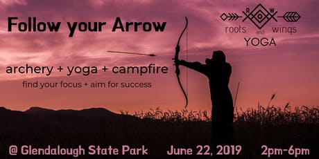 Follow Your Arrow - An Outdoor Yoga Experience tickets