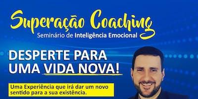 SEMINÁRIO INTELIGÊNCIA EMOCIONAL - SUPERAÇÃO COACHING