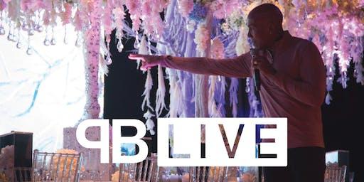 PB Live! AUG 2019
