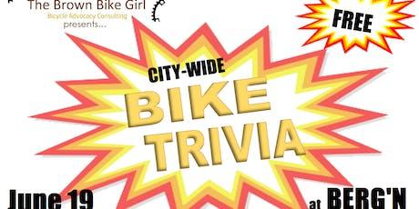 City-Wide Bike Trivia tickets
