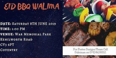 Eid BBQ Walima