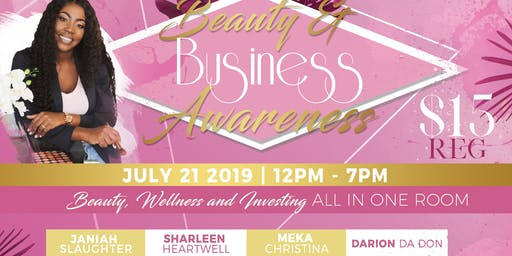 beauty and business awareness