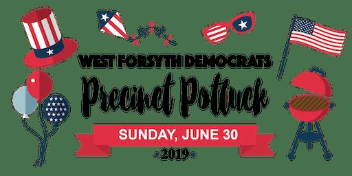 West Forsyth Dems Precinct Potluck