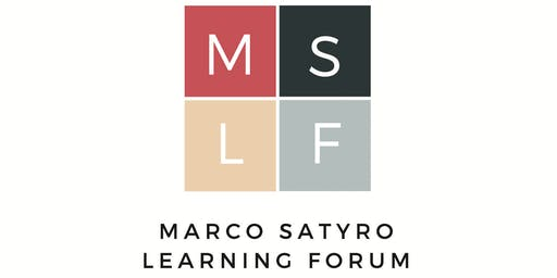 2019 Weekly MSLF Shared Knowledge Sessions