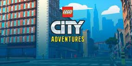 Brick Club LEGO City Adventures Workshop - Southowram tickets