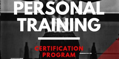 Personal Training Certificate Program tickets