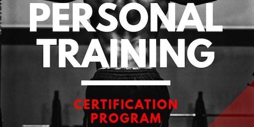 Personal Training Certificate Program