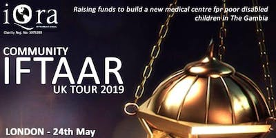 Community Iftaar UK Tour 2019