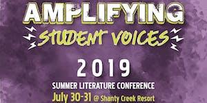 MRA Summer Literature Conference 2019