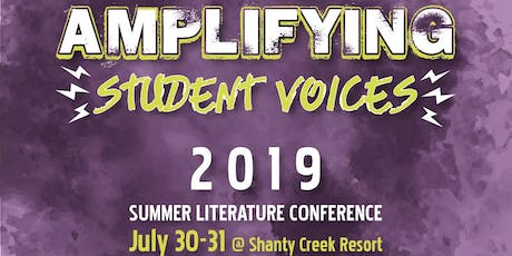 MRA Summer Literature Conference 2019 tickets