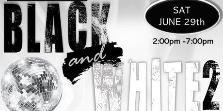 NPHC Black & White Day Party 2 tickets
