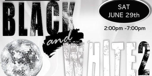 NPHC Black & White Day Party 2