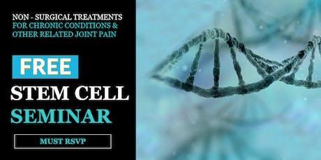 Stem Cell Medicine Seminar tickets
