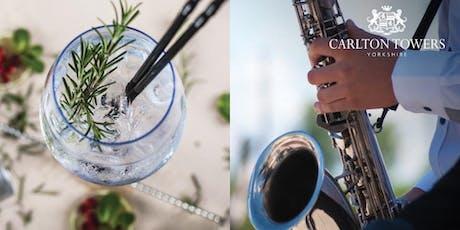 Gin & Jazz at Carlton Towers tickets
