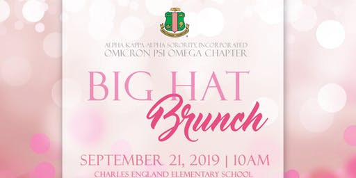Big Hat Brunch 2019