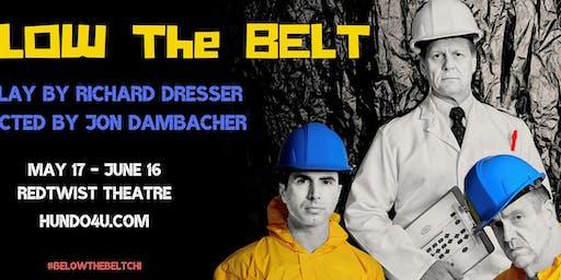 BELOW THE BELT at Redtwist Theatre