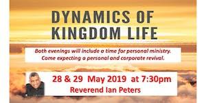 DYNAMICS OF KINGDOM LIFE