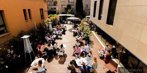 LIVE BOSSANOVA MUSIC AT THE TERRACE| Hotel OD Barcelona