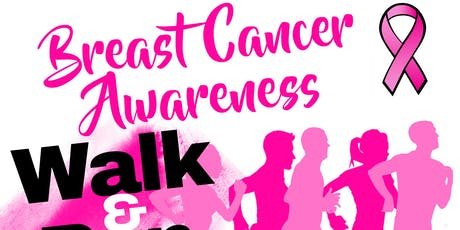 Passionate CNA Home Care Services Breast Cancer Walk tickets