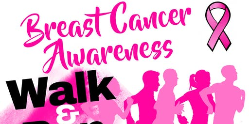 Passionate CNA Home Care Services Breast Cancer Walk