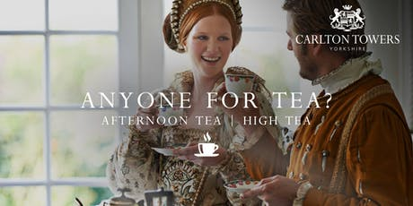 Afternoon or High Tea tickets