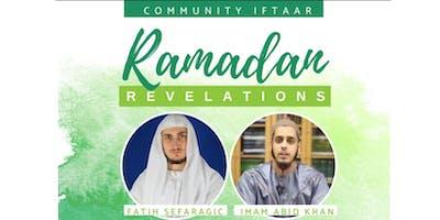 Ramadan Revelations Community Iftaar