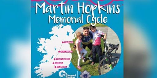 The Martin Hopkins Memorial Cycle