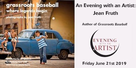 An Evening with an Artist - Jean Fruth tickets