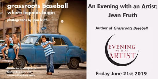 An Evening with an Artist - Jean Fruth