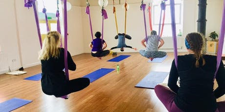 LGBT+ Sport Fringe Festival Aerial Yoga Event tickets