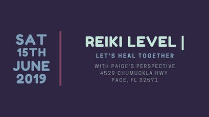 Reiki Level l: Be Your Own Healer tickets