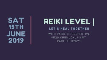 Reiki Level l: Be Your Own Healer