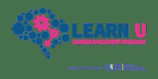 LEARN U Career Discovery Summer Program