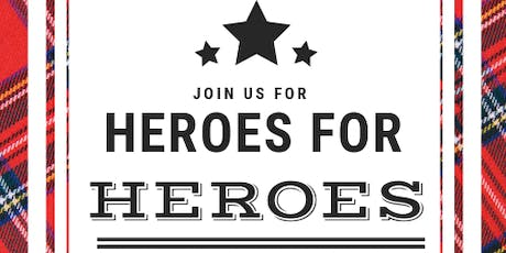 Heroes for Heroes tickets