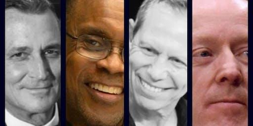 Bill Harris Jazz Collective live at Glorias