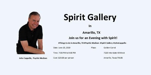 Spirit Gallery in Amarillo