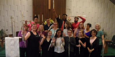 Summer Flute Choir Pops Concert